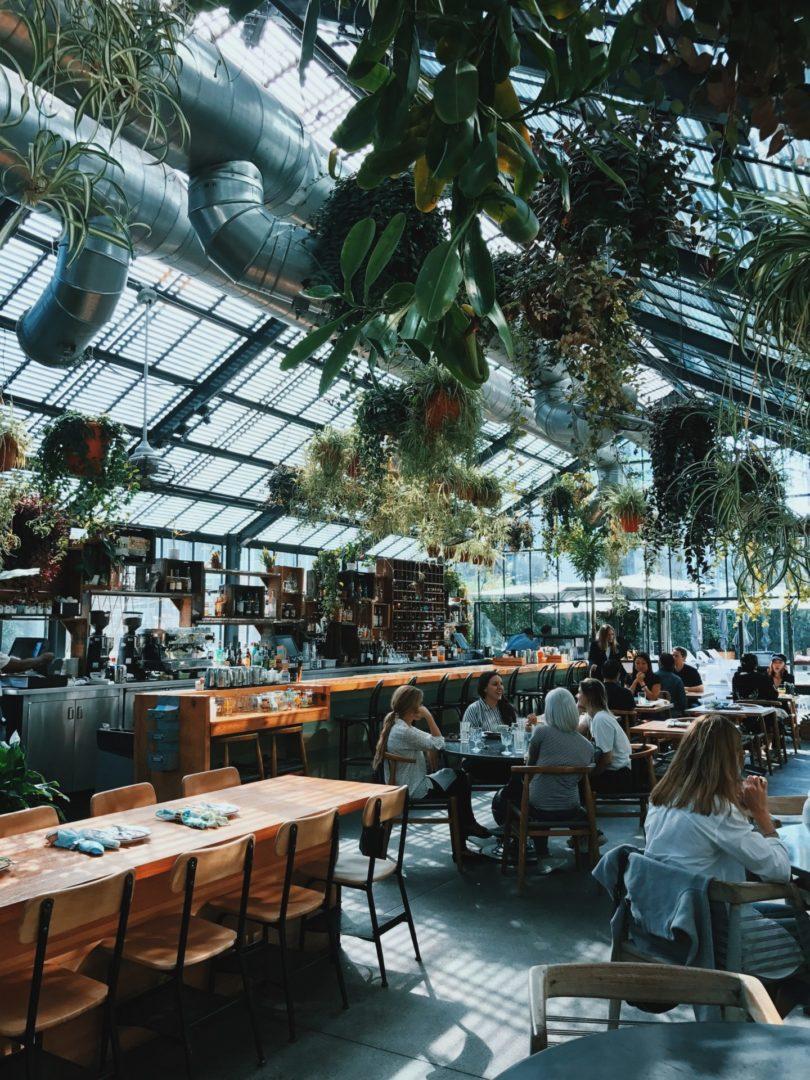 Site vitrine restaurant - Geoffrey LEDUC